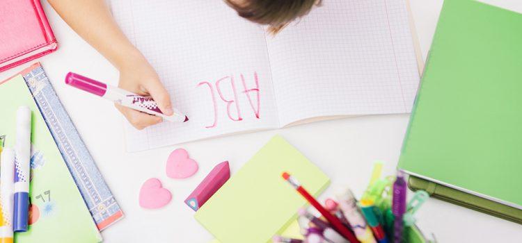 Lista de Material Escolar – Educação Infantil