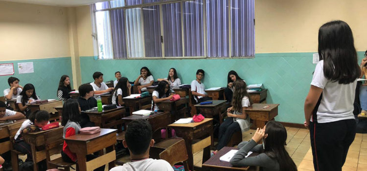 Ensino Fundamental 2 – Projeto de Liderança estimula autonomia e cidadania