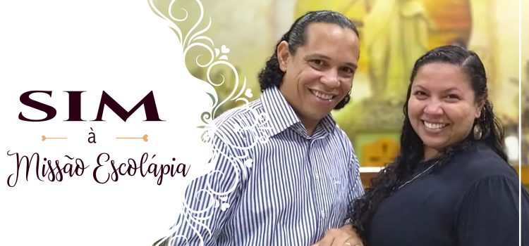 Envio dos fraternos, Aline e Fabiano, à Bolívia