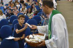 Celebração do rito do Pai-nosso – Emaús II