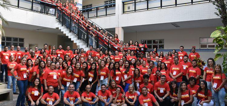 Educadores participam de Formação Escolápia